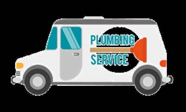 Plumbing Service Van